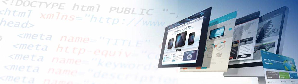 Webdesign. Wij denken met u mee.