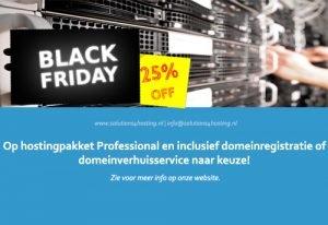 Black Friday / 25%