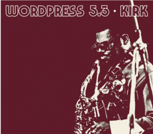 WordPress 5.3 ¨Kirk¨