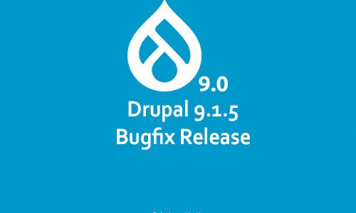Software-update: Drupal 9.1.5 – Bugfix Release